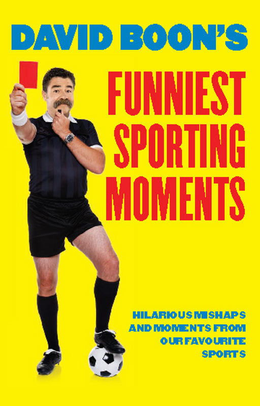 Eamon Evans - David Boon's Funniest Sporting Moments
