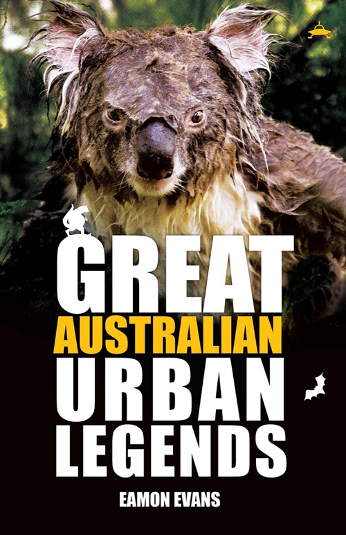 Eamon Evans - Great Australian Urban Legends